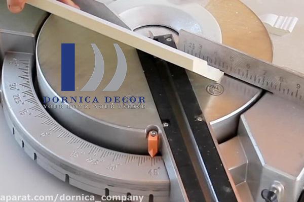 آموزش نحوه نصب ابزار گلویی پیش ساخته پلی یورتان با جزئیات کامل – درنیکا دکور