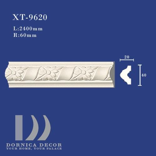 XT 9620 - ابزار دیواری طرح دار (قاب، کمربند میانی) XT-9620