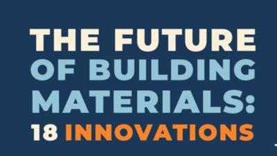 45 4 400x225 - ۱۸ مصالح ساختمانی جدید که می تواند ساخت و ساز را متحول کند.
