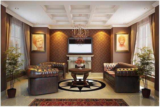 4 - سبک کلاسیک در طراحی داخلی منزل - درنیکا دکور