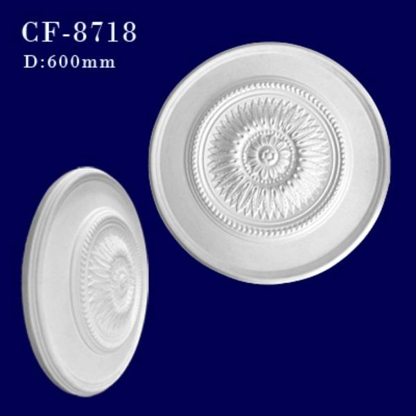 CF 8718 min - ابزار سقفی گلدار  CF-8718